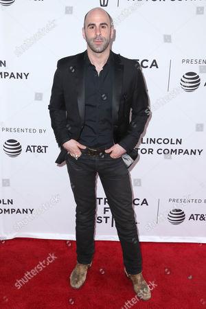 Editorial image of 'The Clapper' screening, Arrivals, Tribeca Film Festival, New York, USA - 23 Apr 2017