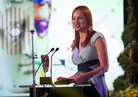 Stock Photo of Dr Alice Roberts