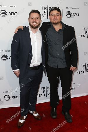 Editorial picture of 'Curpigeon' screening, Arrivals, Tribeca Film Festival, New York, USA - 22 Apr 2017