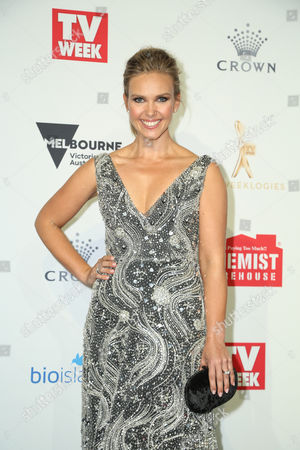 Editorial image of 59th Annual TV Week Logie Awards Gala, Melbourne, Australia - 23 Apr 2017