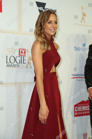 Editorial photo of 59th Annual TV Week Logie Awards Gala, Melbourne, Australia - 23 Apr 2017