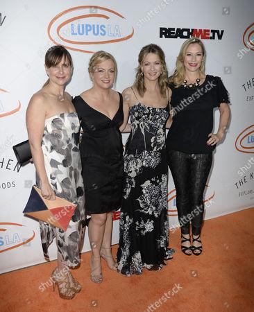 Kellie Martin, Melissa Joan Hart, Ali Hillis