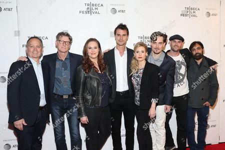Editorial photo of 'I Am: Heath Ledger' documentary premiere, Arrivals, Tribeca Film Festival, New York, USA - 23 Apr 2017