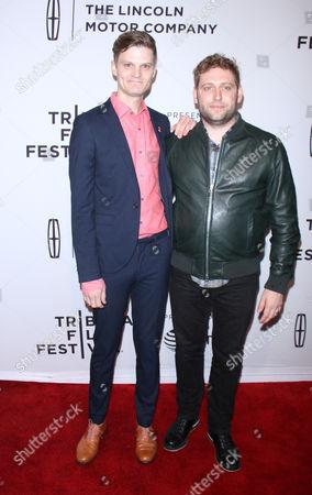 Editorial photo of 'Permission' screening, Arrivals, Tribeca Film Festival, New York, USA - 22 Apr 2017
