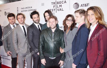 Editorial image of 'Permission' screening, Arrivals, Tribeca Film Festival, New York, USA - 22 Apr 2017