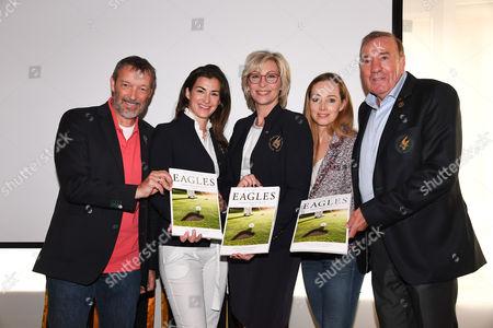 Michael Roll, Claudia Schwarz, Claudia Jung, Julia Fleschenberg, Frank Fleschenberg