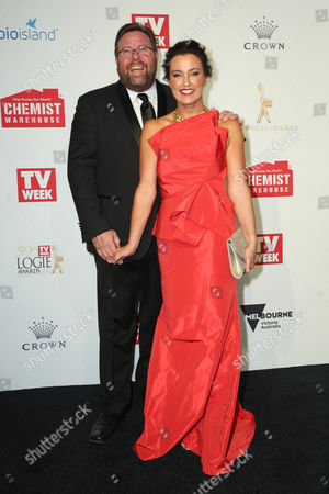 Editorial photo of 59th Annual TV WEEK Logie Awards, Arrivals, Melbourne, Australia - 23 Apr 2017