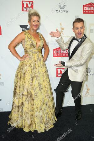 Cheryl and Grant Denyer