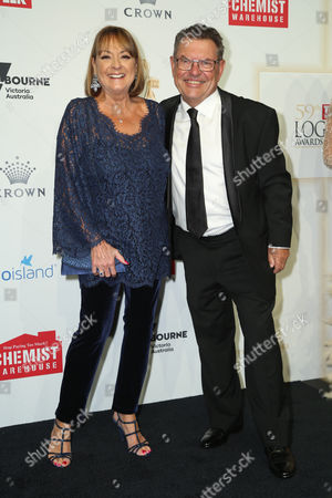 Stock Image of Denise Drysdale and Steve Price