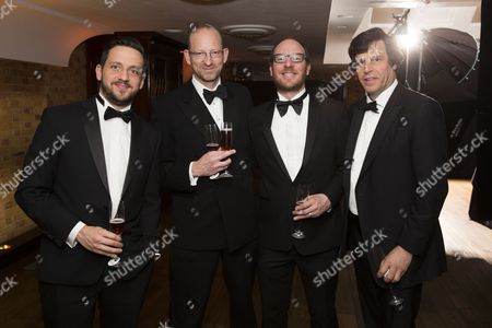 Editorial image of British Academy Television Craft Awards, Champagne Reception, London, UK - 23 Apr 2017