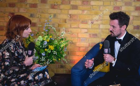 Alice Levine and Andy Worboys