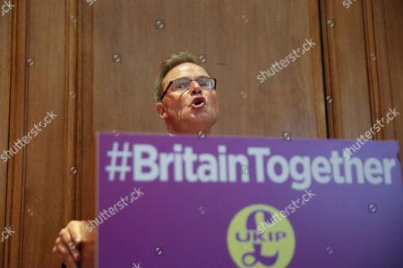 UKIP Deputy Leader Peter Whittle AM.