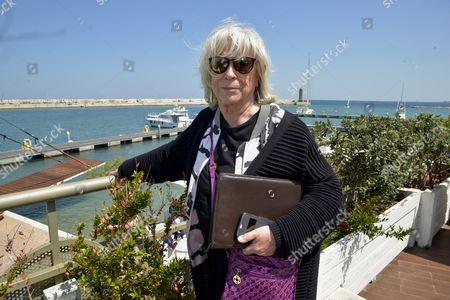 The director Margarethe Von Trotta