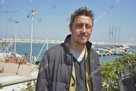 The director and actor Pierfrancesco Diliberto