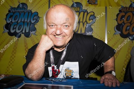 Stock Photo of Rusty Goffe (Star Wars, Harry Potter, Doctor Who, Charlie and the Chocolate Factory)