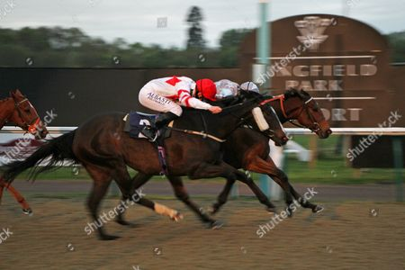 Rum Swizzle 1st The Retraining Of Racehorses Handicap Stakes at Lingfield O: The Nigel Bennett Partnership T: Harry Dunlop J: Luke Morris