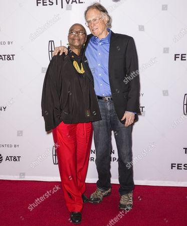 Editorial image of 'ACORN and the Firestorm' documentary screening, Tribeca Film Festival, New York, USA - 23 Apr 2017