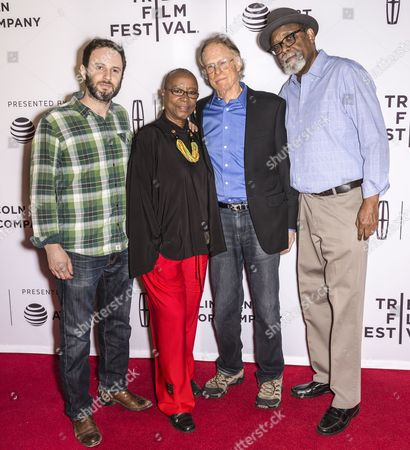 Editorial picture of 'ACORN and the Firestorm' documentary screening, Tribeca Film Festival, New York, USA - 23 Apr 2017