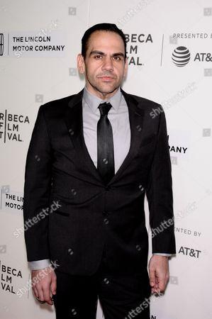Editorial picture of Spotlight Narrative: 'The Dinner', Tribeca Film Festival, New York, USA - 24 Apr 2017