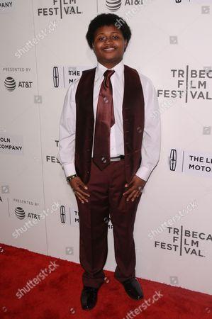 Editorial image of Spotlight Narrative: 'The Dinner', Tribeca Film Festival, New York, USA - 24 Apr 2017