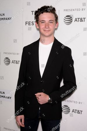 Editorial photo of Spotlight Narrative: 'The Dinner', Tribeca Film Festival, New York, USA - 24 Apr 2017