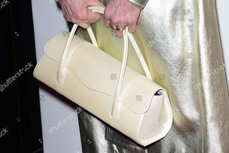 Stock Image of Linda Rodin, purse detail