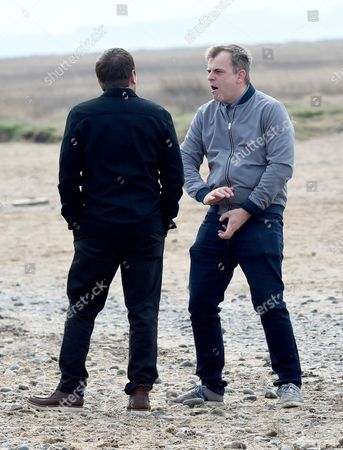 Chris Gascoigne and Simon Gregson