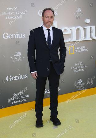 Editorial photo of 'Genius' TV show premiere, Los Angeles, USA - 24 Apr 2017