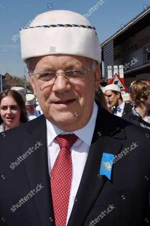 Federal councilor Johann Schneider-Ammann Ehrengast, Guild to the Weggen