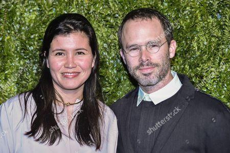 Stephanie Jeanroy, Daniel Arsham