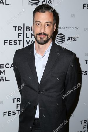 Editorial picture of 'The Sinner' screening, Arrivals, Tribeca Film Festival, New York, USA - 25 Apr 2017