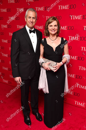 Editorial image of Time 100 Gala, Arrivals, New York, USA - 25 Apr 2017
