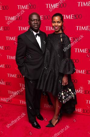 Sir David Adjaye, Ashley Shaw-Scott