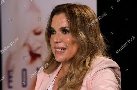 Editorial picture of Mus Ednita Nazario, Miami, USA - 20 Apr 2017