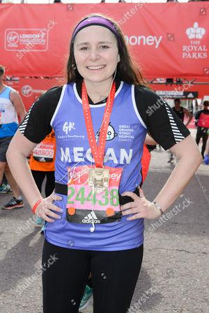 Editorial image of London Marathon, Greenwich Park, London, UK - 23 Apr 2017