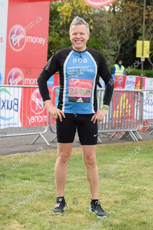 Rob Deering (comedian, broadcaster and podcaster running for Parkinsons UK)
