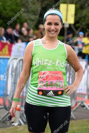 Nina Hossain (ITV news presenter running for Whizz-Kids)
