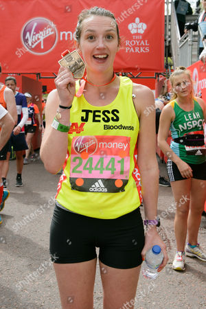 Jessica Ransom (Doc Martin actress running for Bloodwise)