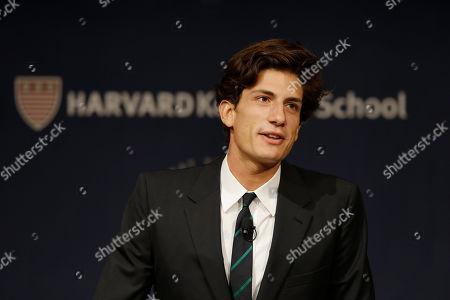Editorial image of JFK Symposium, Cambridge, USA - 20 Apr 2017