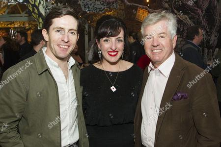 Ralph Brunjes (Producer), Emma Brunjes (Producer) and Harry Brunjes