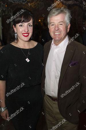 Emma Brunjes (Producer) and Harry Brunjes