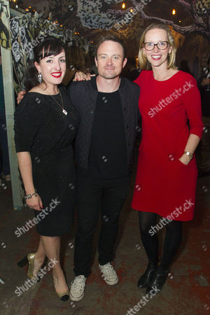 Emma Brunjes (Producer), James Grieve and Imogen Kinchin