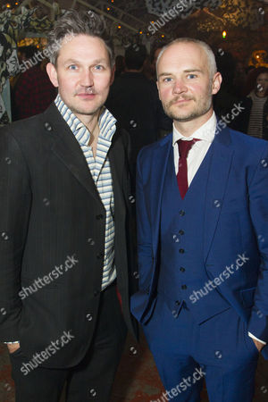 James Seager (Director/Producer) and Oliver Lansley (Director/Author/Producer)