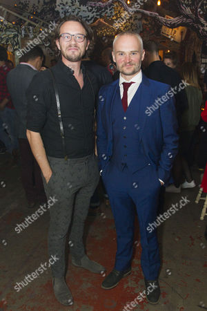 Anthony Spargo (Author) and Oliver Lansley (Director/Author/Producer)
