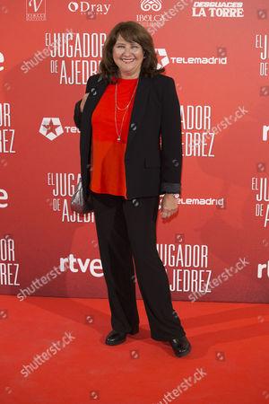 Stock Photo of Soledad Mallol