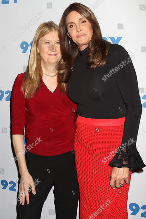 Jennifer Finney Boylan and Caitlyn Jenner