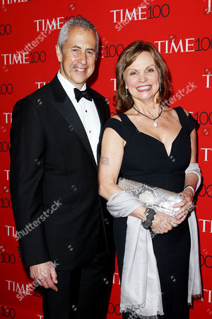 Danny Meyer and Audrey Meyer