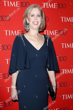 Nancy Gibbs (Editor-in-Chief; TIME)