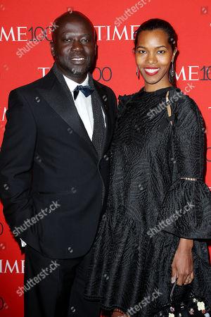 Sir David Adjaye and Ashley Shaw-Scott