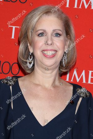 Nancy Gibbs (Editor-in-Chief; TIME Magazine)